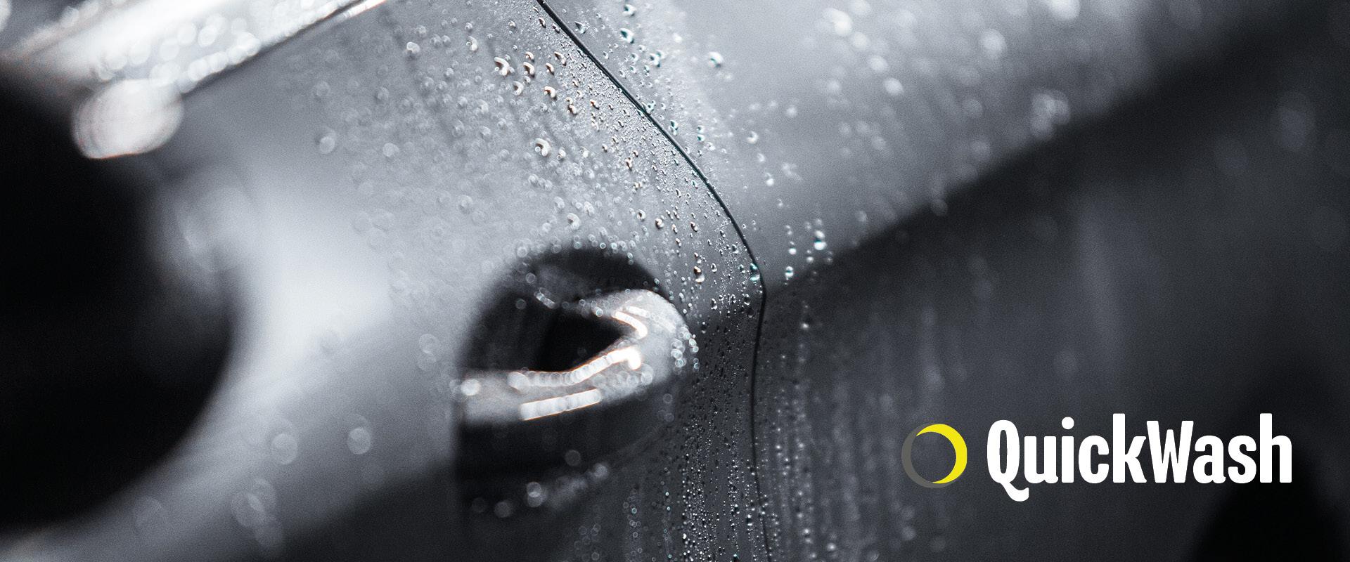 Exteriör tvätt av fordon