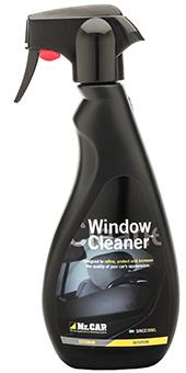 MrCAP underhållsprodukter fönstertvätt